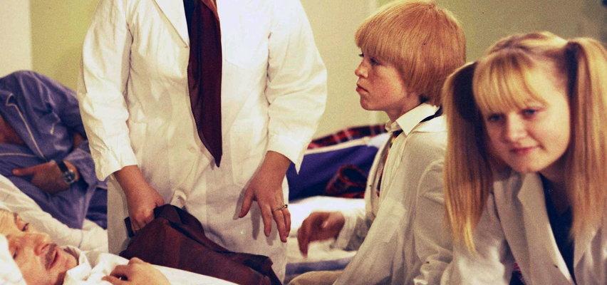 """Wiedzieliście, że Mareczek w """"Czterdziestolatku"""" nosił perukę? Oto dlaczego musiał to robić"""