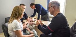 Dror Paley będzie leczył w Skierniewicach