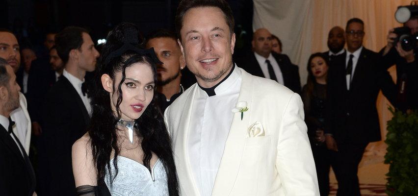 """Elon Musk rozstał się z Grimes, ale trochę dziwnie. """"Jesteśmy w częściowej separacji, ale wciąż się kochamy"""""""