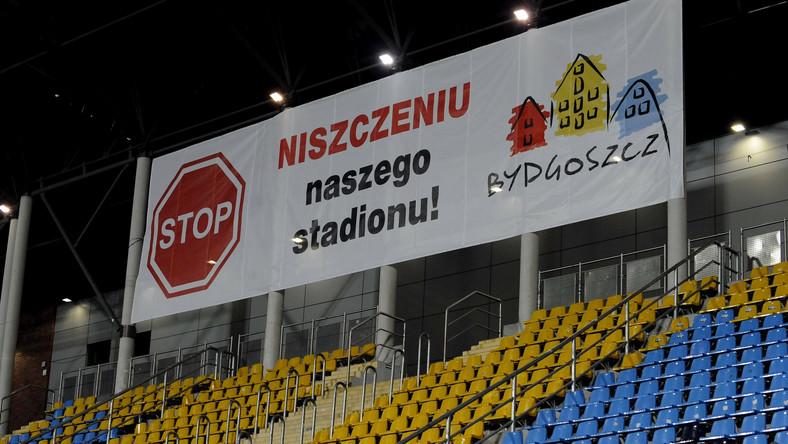 Stadion w Bydgoszczy