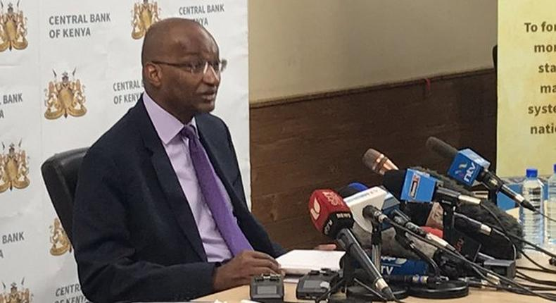 Governor Patrick Njoroge confirms only amounts above Sh5 million will be exchanged at CBK