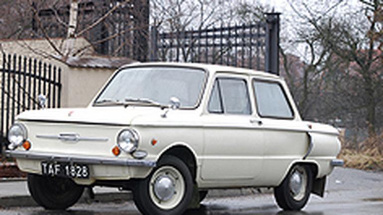 Zaporożec ZAZ-968 - Krzepki Kozak z Zaporoża