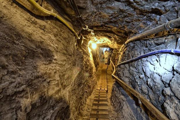 Kopalnia soli Bochnia - trasa historyczna
