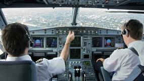 Pasażer dostrzegł w kokpicie pilotów coś, co go zaniepokoiło. Słusznie?