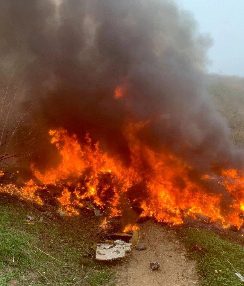 Katastrofa helikoptera Kobego Bryanta