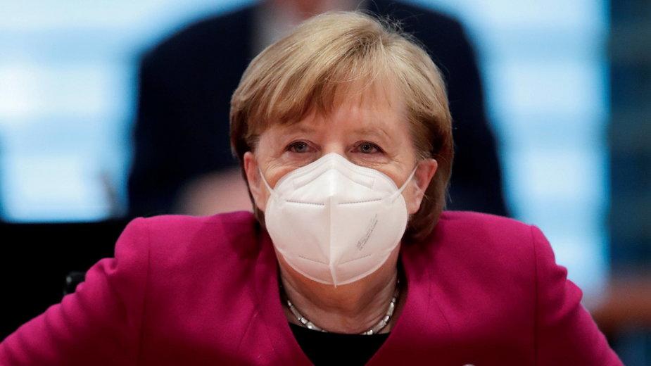 Angela Merkel obawia się trzeciej fali epidemii koronawirusa