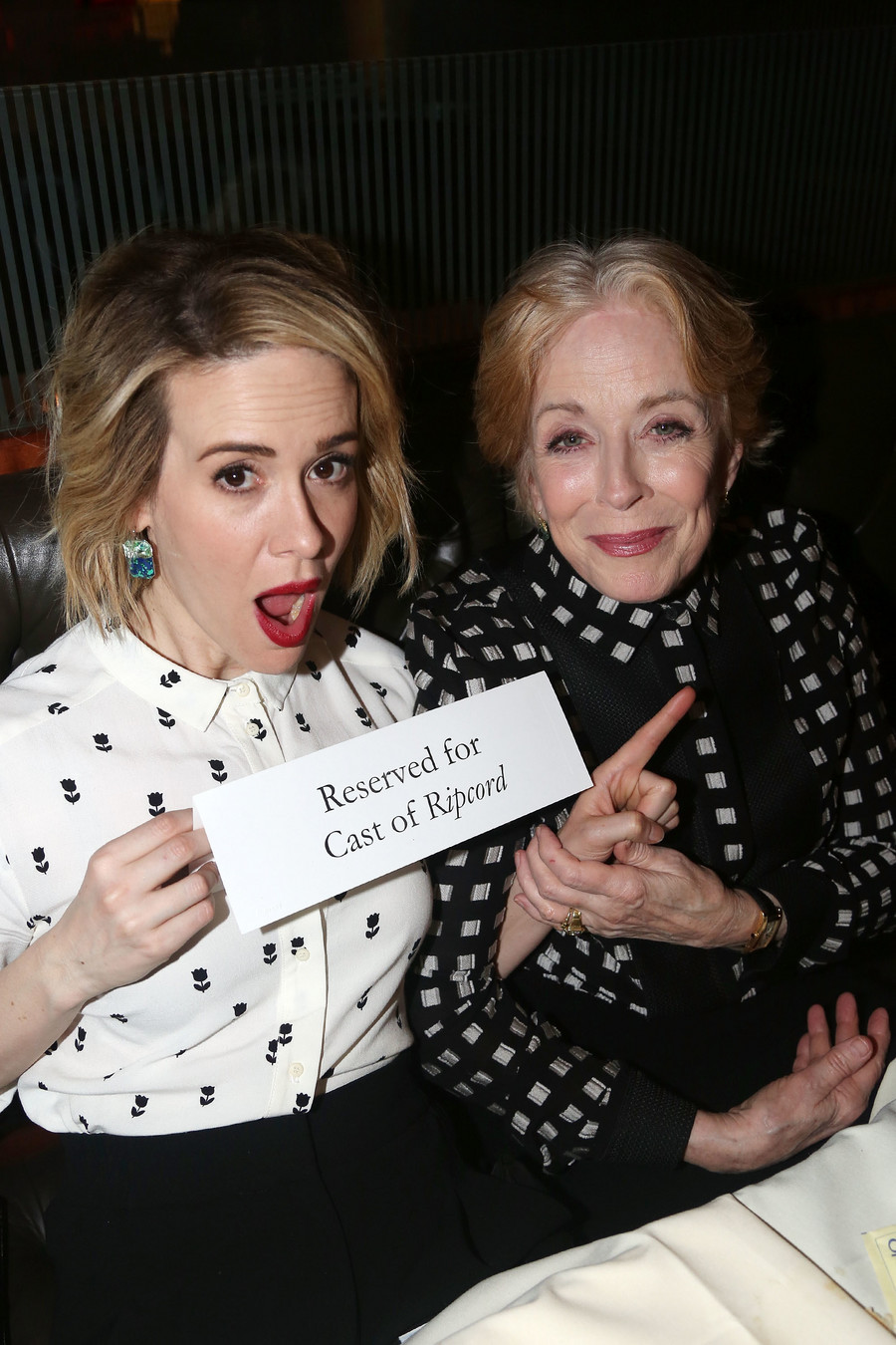 Sarah Paulson i Holland Taylor / GettyImages