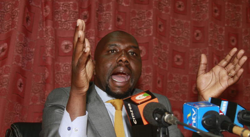 Senator Murkomen's response after Jubilee appointed him for new role in senate