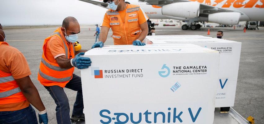 Afera ze Sputnikiem V. Słowacja przebadała rosyjską szczepionkę i wysunęła ciężkie oskarżenia