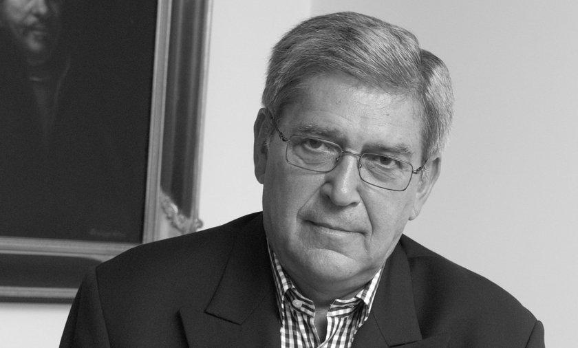 Jacek Kondracki zmarł w nocy z poniedziałku na wtorek.