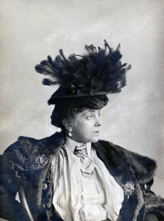 Gabriela Zapolska, około 1910 r.