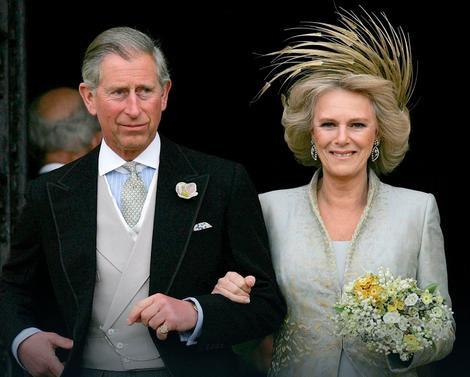 Princ Čarl i Kamila Parker Bouls