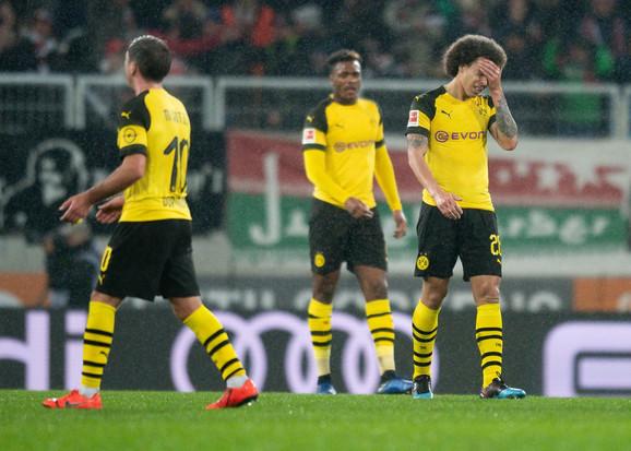 Tuga igrača Borusije Dortmund