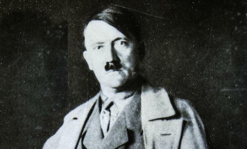 Aresztowano sobowtóra Hitlera