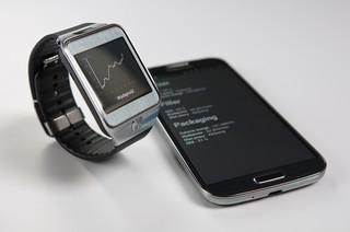 Smartwatch nie tylko zabawy. Może monitorować stan maszyn i zużycie energii w fabrykach