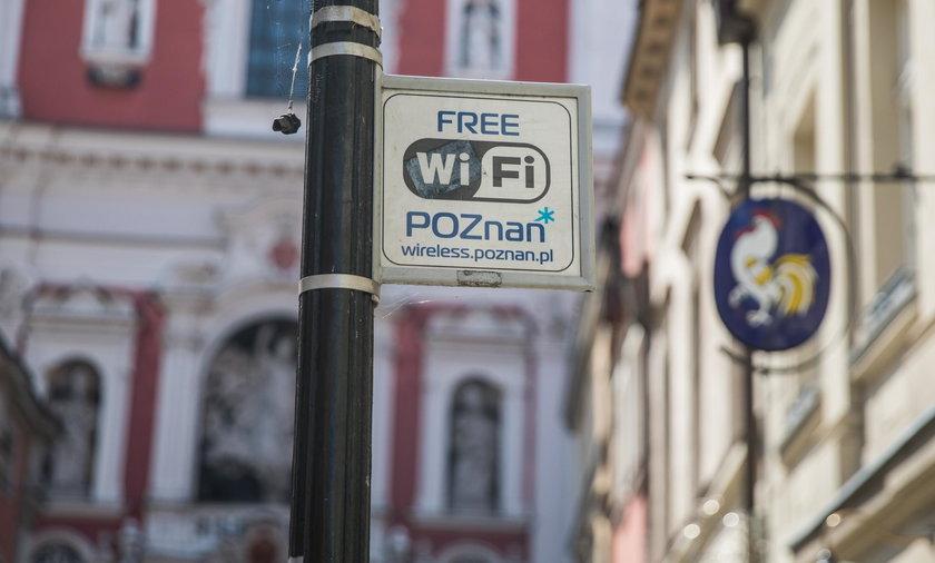 Darmowy internet w Poznaniu