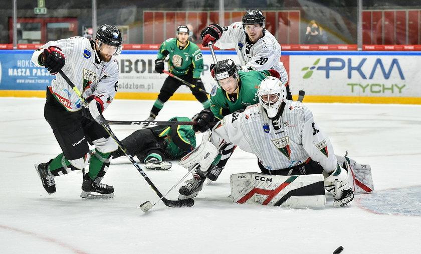 Hokej na lodzie. Reprezentacja Polski. Trening. 11.05.2021