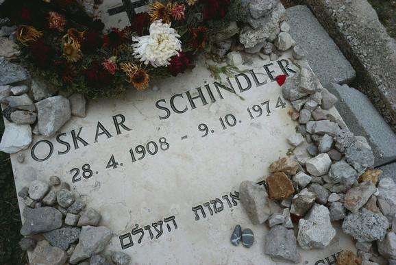 Grob Oskara Šindlera