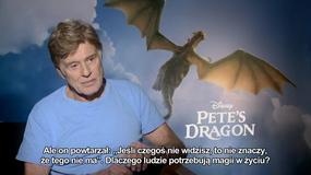 """Robert Redford o filmie """"Mój przyjaciel smok"""": ludzie to skomplikowane istoty"""