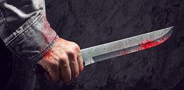 Napadł z nożem na kobietę w Krakowie. Namierzono go podczas domowej awantury