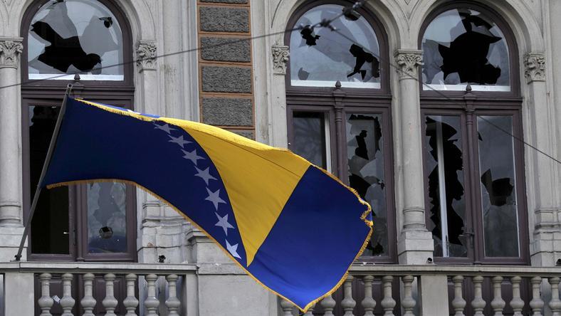 Sytuacja w Bośni i Hercegowinie jest napięta