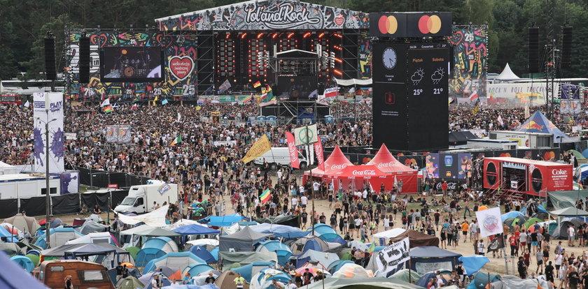 """Pol'and'Rock Festival znalazł nowe miejsce. """"Będzie inny, czarodziejski"""""""
