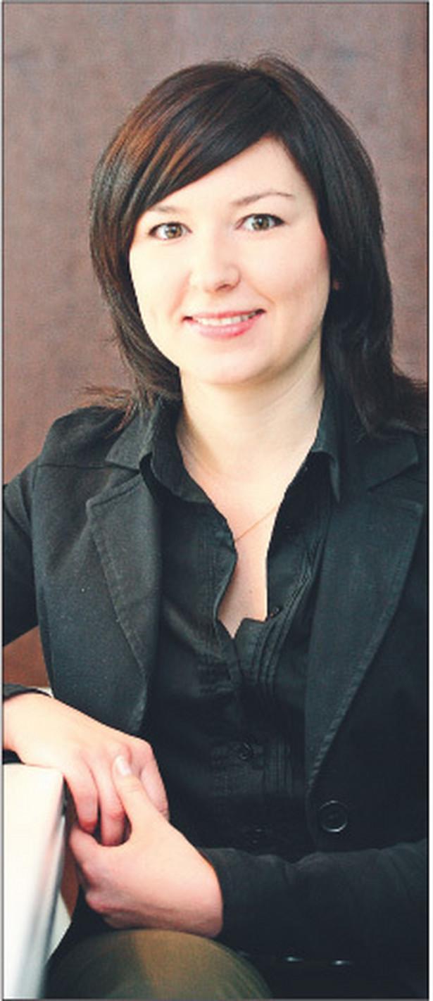 Agnieszka Kasperek, prawnik w Kancelarii Prawnej Chałas i Wspólnicy Fot. Wojciech Górski