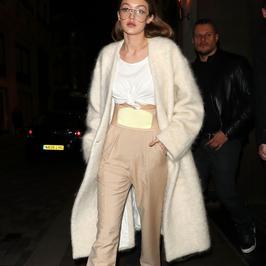 Gigi Hadid – ale ona ma figurę! Zobaczcie jej nowe zdjęcia
