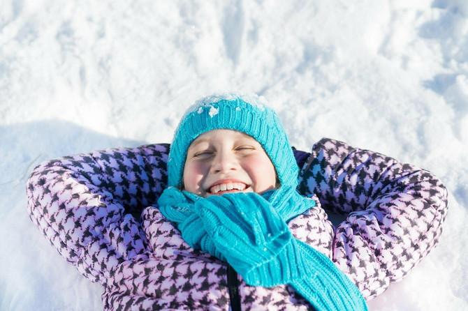 Da uživaju na snegu
