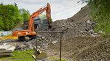 Znika wiadukt w Chorzowie Batorym. Co tu będzie?