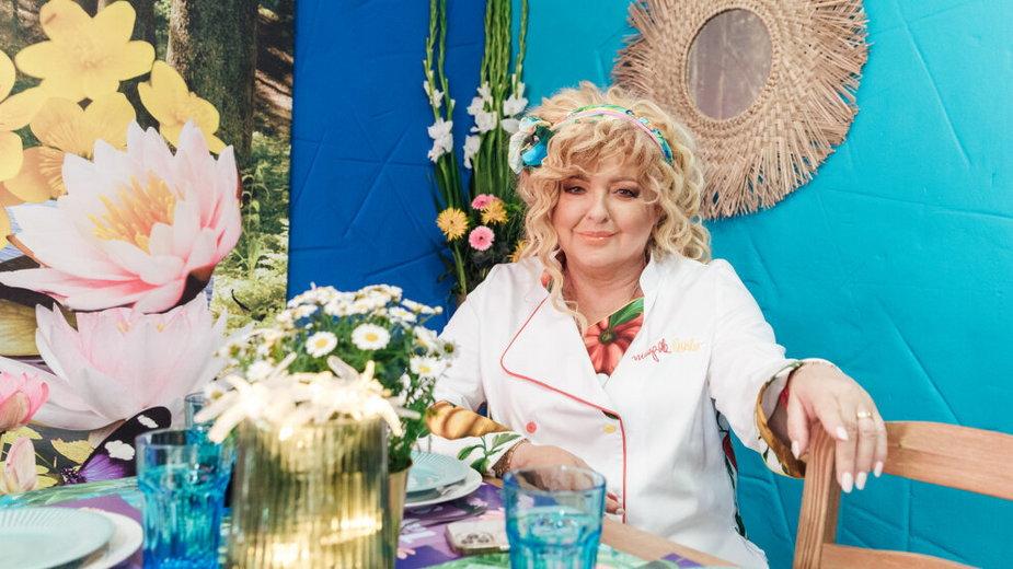 """Magda Gesler în spectacol """"revoluții din bucătărie"""""""