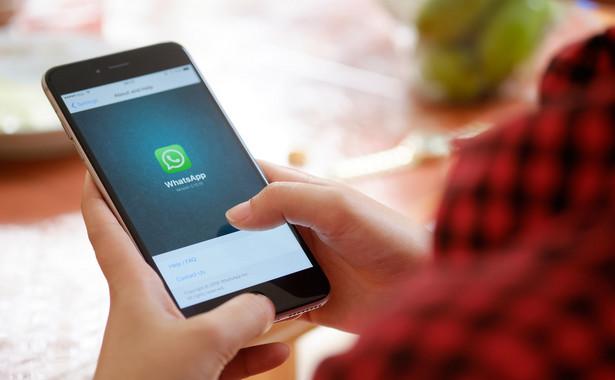 WhatsApp miałby łatwiej przesyłać dane do centrali