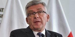 Karczewski tłumaczy skandaliczne zachowanie Suskiego. To zarzucił rezydentom