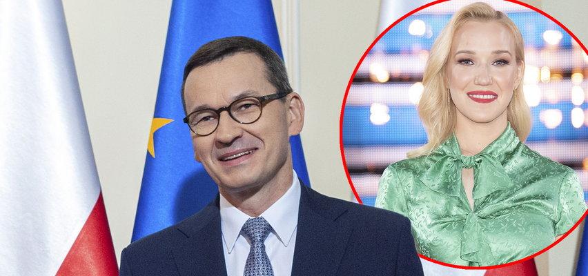 Siostrzenica premiera Morawieckiego szuka sławy w telewizyjnym show! Kim jest Klara Williams?