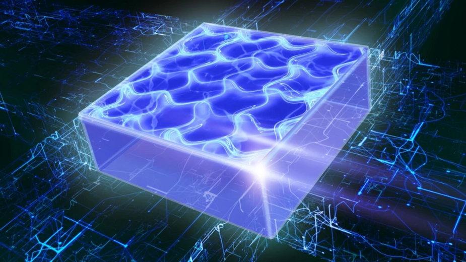 W laboratorium po raz pierwszy powstał fenomen: dwuwymiarowe ciało nadstałe. Do czego można je wykorzystać? (fot. IQOQI Innsbruck/Harald Ritsch)