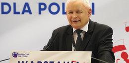 Kaczyński liderem PIS w Warszawie. Powalczy z Kidawą-Błońską