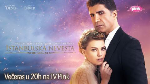 """Zvezda jedne od najgledanijih serija """"Crna ruža"""" Ozdžan Deniz u novom ostvarenju na TV """"Pink"""""""