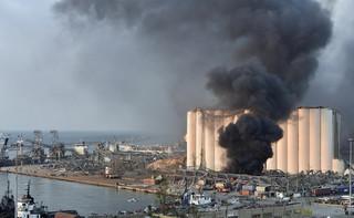 Skąd się wzięła saletra amonowa, która wybuchła w Bejrucie? Al-Dżazira: Płynęła rosyjskim statkiem do Mozambiku