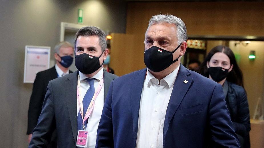 Orbán buduje poparcie na Słowacji. © European Union 2021
