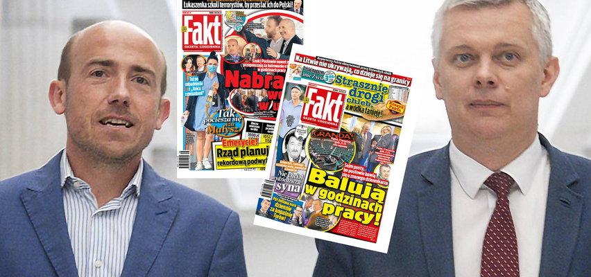 Po imprezie u Mazurka, Tusk  jest wściekły. Jego zastępcy zapłacą za wspólne party z Szumowskim i Suskim? Słowa Siemoniaka (i wcześniejsze Budki) obrazują atmosferę w PO
