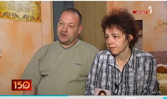 Uvereni da im je ćerka živa: Endre i Melinda Vitez, roditelji nestale devojčice