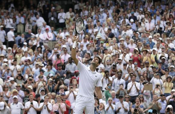 Novak Đoković danas, 16 godina kasnije, nema sebi ravnog i najbolji je teniser planete