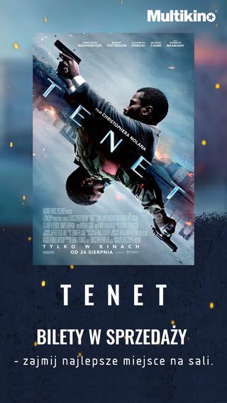 """""""Tenet"""" Christophera Nolana wchodzi do kin. Premiera 26 sierpnia"""