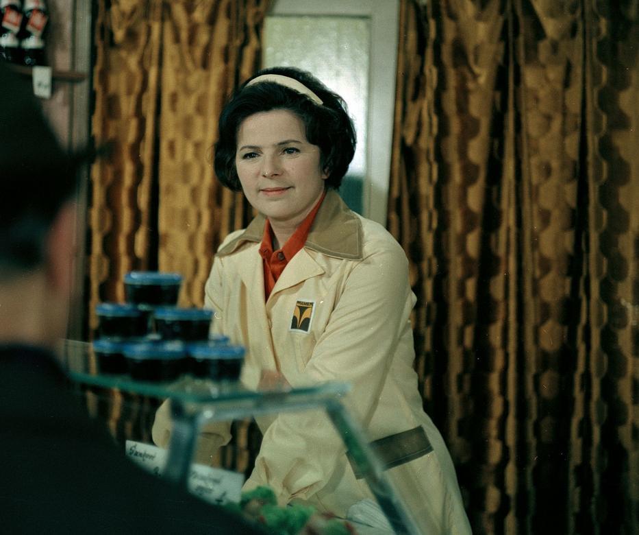 A Nők a pult mögött egy közért dolgozóinak életét mutatta be, hatalmas sikerrel /Fotó: IMDB