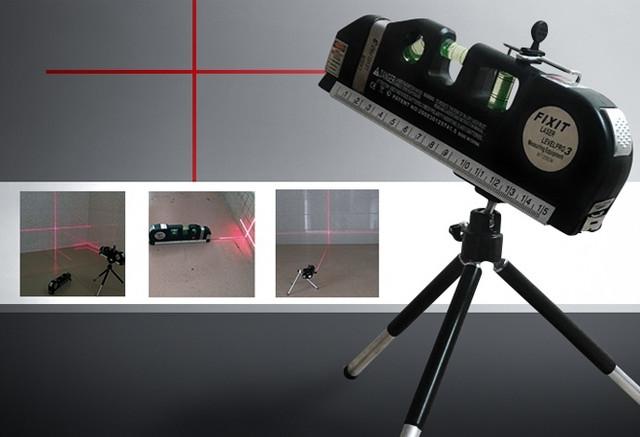 Multifunkcionalni laserski nivelator