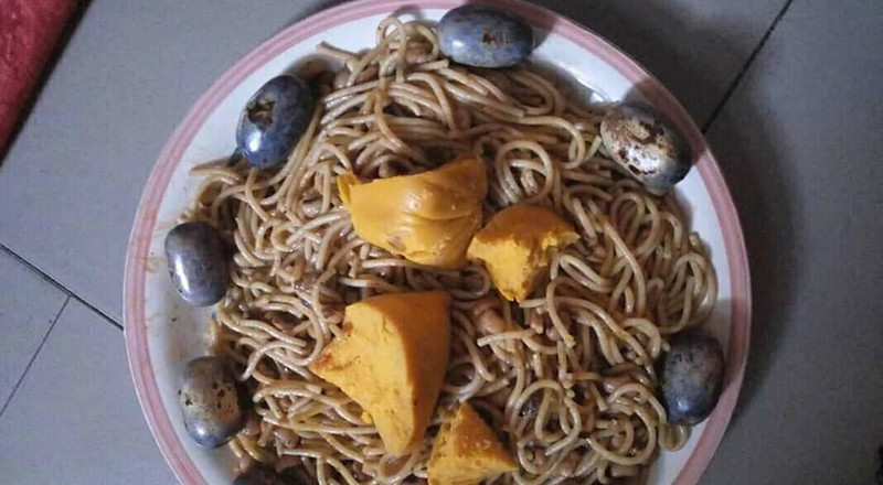 Funniest foods Kenyans are making in 2019