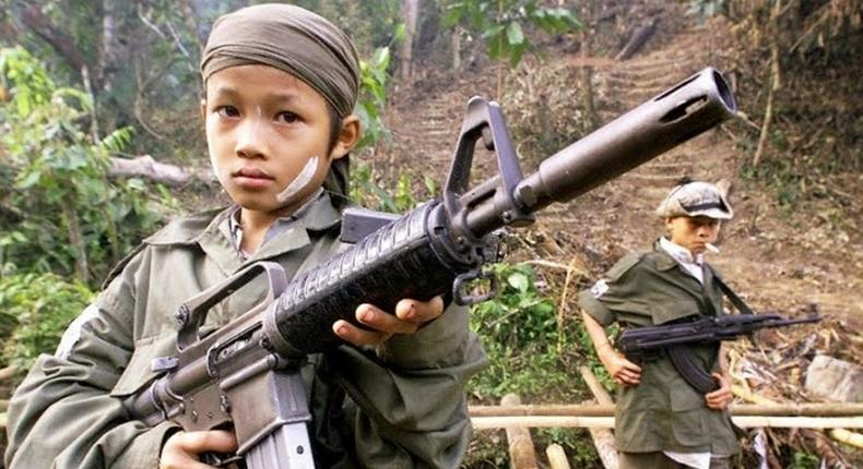 Myanmar military releases 53 underage recruits