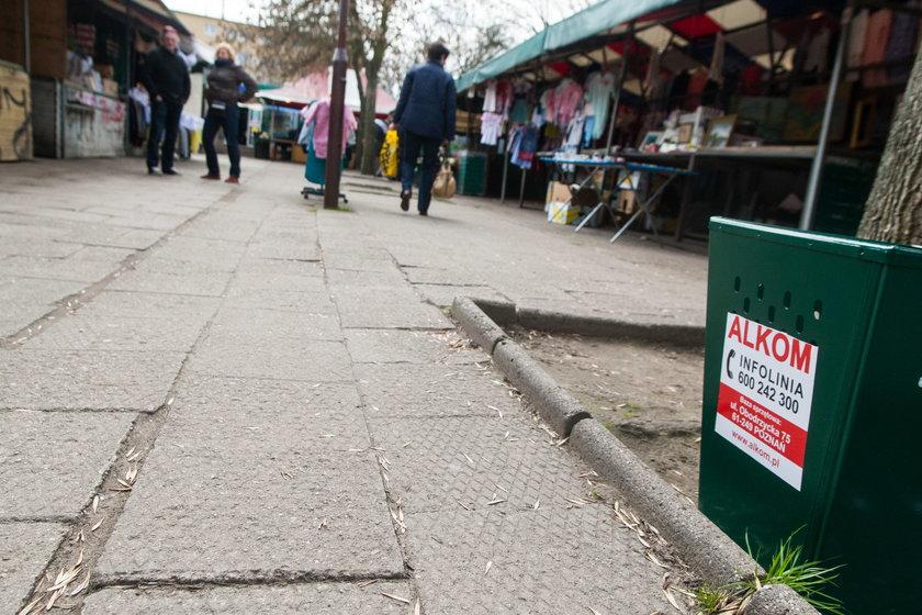 Poznańskie targowiska będą czyste
