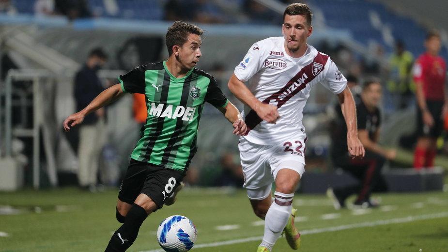 US Sassuolo - Torino FC