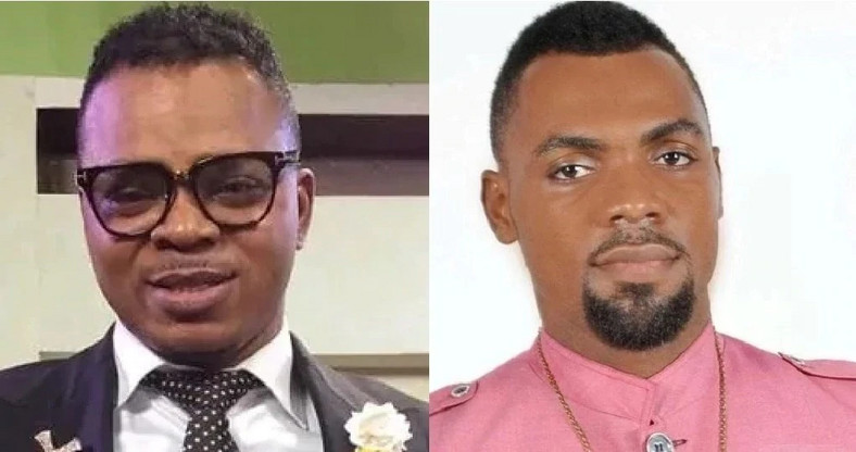 Rev Obofour deals Obinim a heavy blow after buying his right-hand pastor